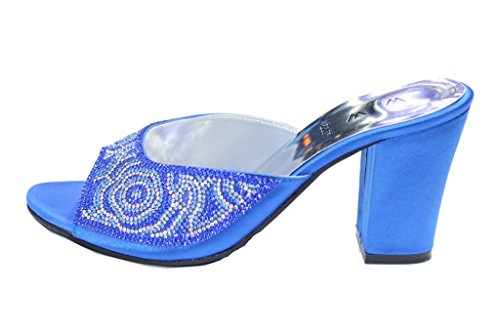 R À UK Blue Wear Walk femme amp; enfiler qtSawYT