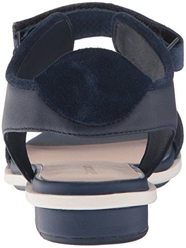 Navy Lacoste 116 Caw Heeled Sandal Low Women's 1 Lonelle n7fnwq8pA