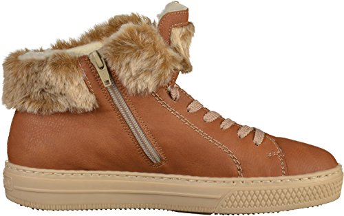 Brown Rieker L5924 40 Boot RIEKER Womens pYI7xIT