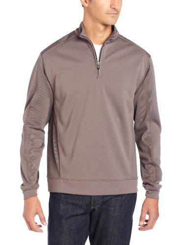 Cutter-Buck-MCK08861-Mens-DryTec-Edge-Half-Zip-Jackets
