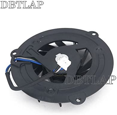 DBTLAP Laptop CPU Fan Compatible for HP DV4000 V4000 Compatible forCECON F575-CCW DFB601005M30T 5V 0.4A Fan