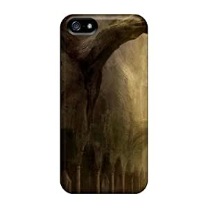 New Style 6Plus Road Myster Premium Tpu Cover Case For Iphone 5/5s Kimberly Kurzendoerfer