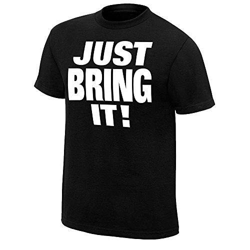 The Rock Just Bring It T-shirt