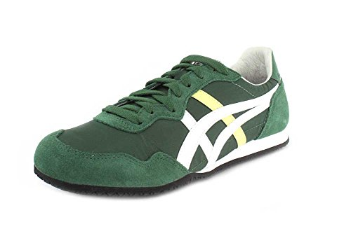 Hunter Green Tiger Sneaker Fashion White Serrano Onitsuka pnqBOxwvHB