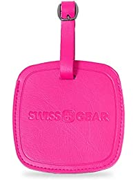 Jumbo Pink Luggage Tag - Designed Extra-large To Be Easily Spotted on Luggage Carousels