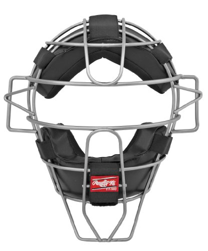 Rawlings Titanium Face Mask (Black)