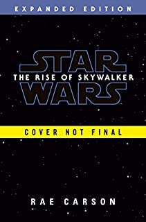 Book Cover: The Rise of Skywalker: Expanded Edition