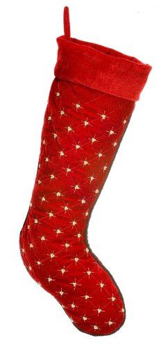 (Waterford Crystal Holiday Stockings Quilted Sparkle Stocking)