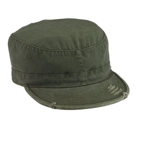 Rothco Vintage Fatigue Cap, Olive Drab, Large ()