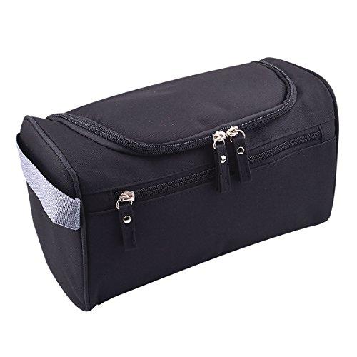 3a68b70410 Waterproof Hanging Travel Toiletry Bag Dopp Kit Universal Grooming  Organizer Travel Case for Men Women