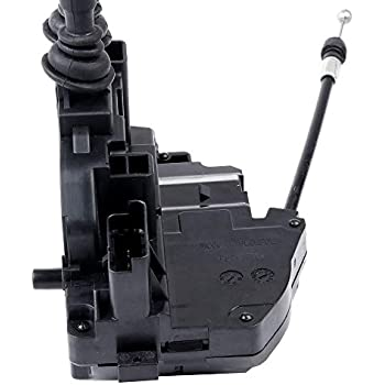 AUTOMUTO 814102B000 Rear Driver Side Door Lock Actuator Fits for 2007-2009 Hyundai