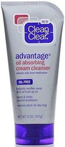 Cln & Clr Adv Oil Absorpt Size 5z Cln & Clr Adv Oil Absorptn Cln 5z