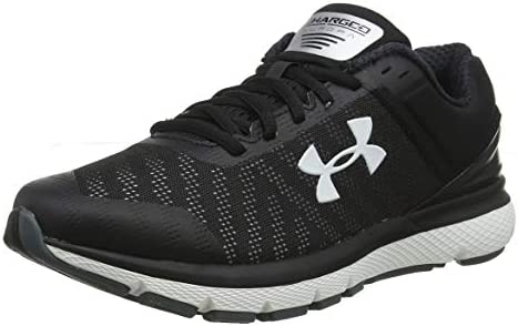promesa egipcio cocaína  Under Armour Charged Europa 2 Mens Running Shoes, Black (Black/White), 43  EU: Buy Online at Best Price in UAE - Amazon.ae