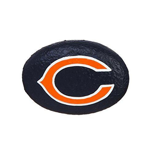 (Team Sports America Chicago Bears Your Team Rocks Team Logo Garden Rock)