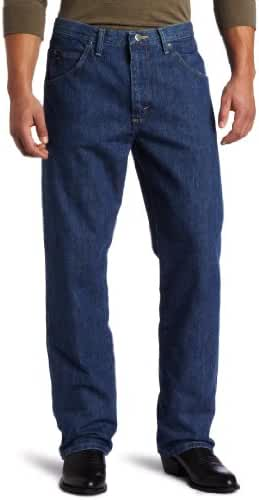 Wrangler Men's Big & Tall 20X No. 23 Relaxed-Fit Over-Boot Jean