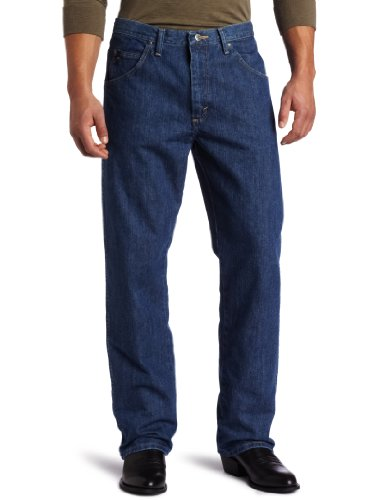 Wrangler Men's 20X No. 23 Relaxed Fit Jean,Vintage Blue,32x36