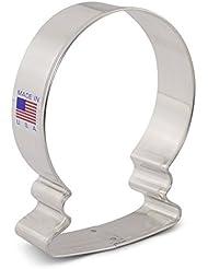 Winter Snow Globe Cookie Cutter - 4 Inch - Ann Clark - US Tin Plated Steel
