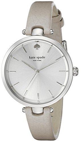 kate spade new york Women's 1YRU0813 Holland Analog Display Japanese Quartz Grey Watch