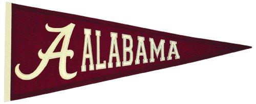 NCAA Alabama Crimson Tide Medium Pennant