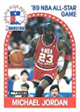 Michael Jordan (Basketball Card) 1989-90 NBA Hoops #21