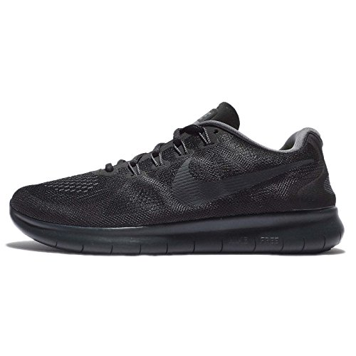 Nike - Free RN 2017 - 880839003 - Size: 45.5 BLACK/ANTHRACITE-DARK GREY-COOL GREY