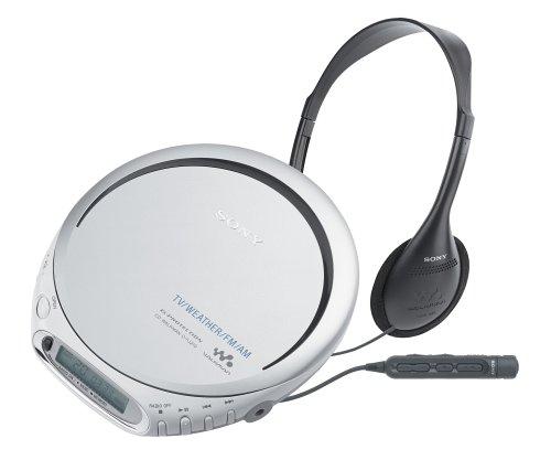 Sony D-FJ210 CD Walkman