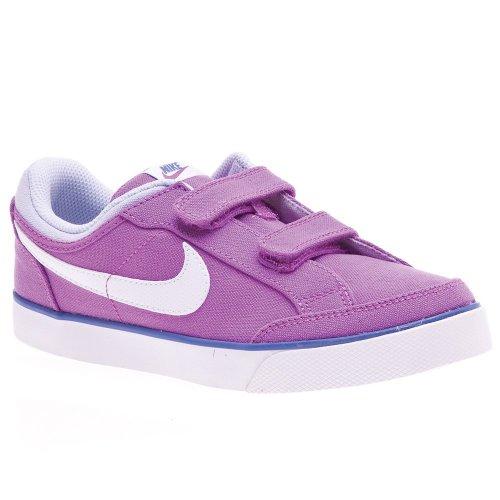 Capri Txt Nike Ragazze 500 Bambine Sneakers 3 Scarpe 580389 psv Viola 6qFxOF4Ew