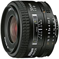 Nikon AF NIKKOR 1923 35mm f/2D Lens with Auto Focus for Nikon DSLR Cameras