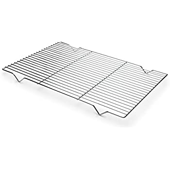 Fox Run 4692 Rectangular Cooling Rack, Iron/Chrome, 20-Inch x 14-Inch