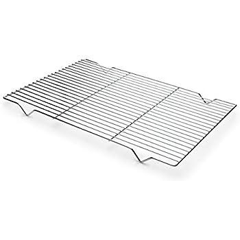 Fox Run 4692 Rectangular Cooling Rack, Iron/Chrome, 20-Inch x 14-Inch