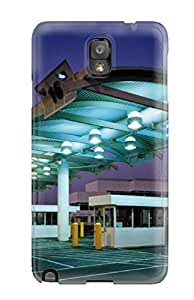 New Premium Architectural Buildings Skin Case Cover Excellent Fitted For Galaxy Note 3