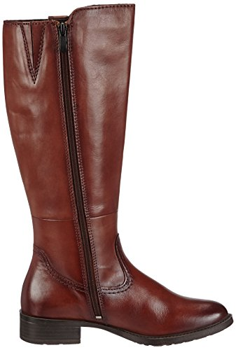 340 Antic MARCO Boots Women's premio 25530 Brown TOZZI Muscat xAwqv8R