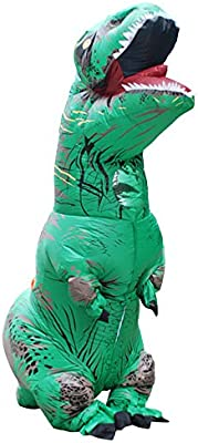 About Beauty Halloween-T-Rex Disfraz Hinchable Dinosaurio ...