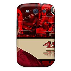 GLS2952GuSB Case Cover Protector For Galaxy S3 San Francisco 49ers Case