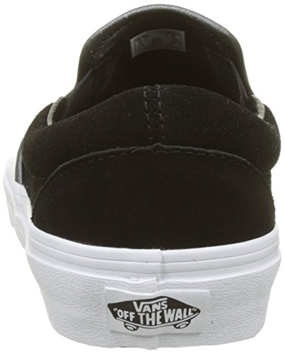 Black Leather Slip on White True Trainers 2 Women's Classic tone Vans Multicolour Seasonal Metallic w6EOPXXgq