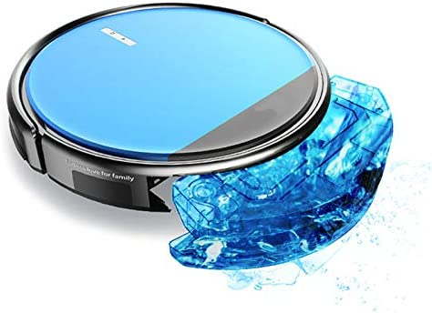 siqiwl Robot Aspirador WiFi Robot Aspirador Limpieza Piso Dust Car ...