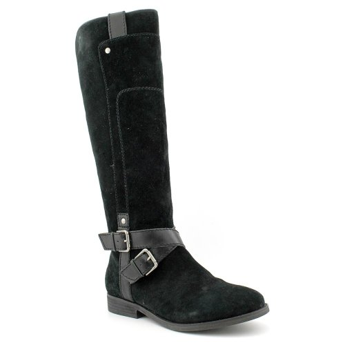 Marc Fisher Artful Womens Size 10 Black Regular Suede Fashion - Knee-High Boots (Marc Fisher Artful compare prices)