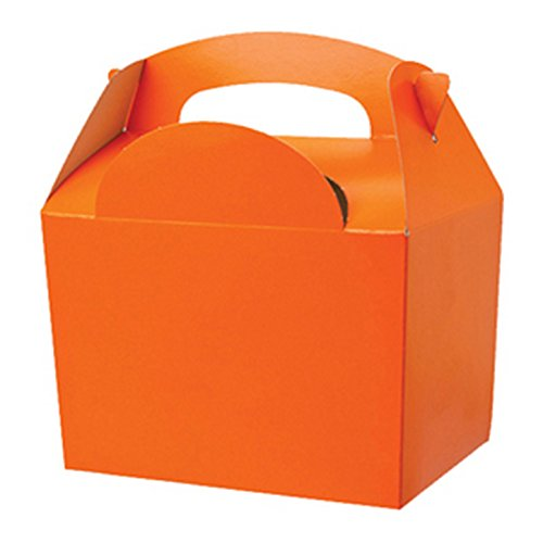 Colpac Party Boxes (One Size) (Orange) by ColPac