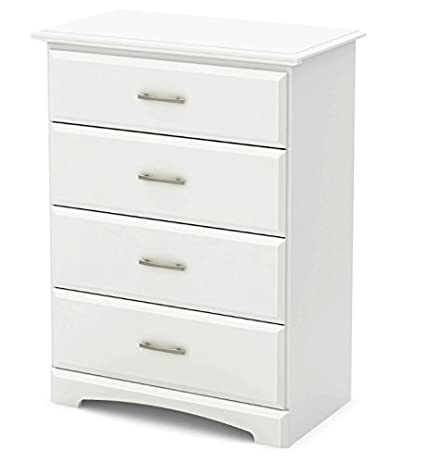 Tall White Dresser Drawer Storage Chest Of Drawers Bedroom Dressers | For  Boys Kids Girls Furniture