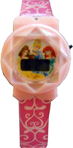 Disney Princess LCD Watch ()