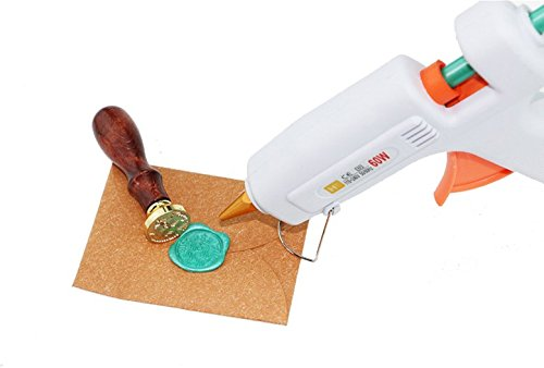 Gift Pro 110~240V 60W 50/60Hz Melt Glue Gun Best for Wax Seal...