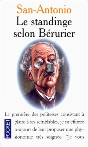 Ebook Le Standinge selon Bérurier TXT