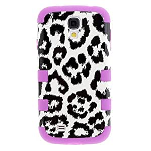 RC - Fashionable Zebra-Stripe Pattern Soft Case for Samsung Galaxy S4 I9500