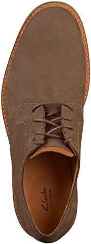 Clarks Herren Vennor Walk Derby Beige (marrone)