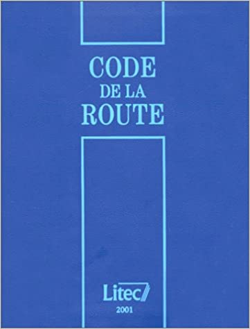 Code de la route 2001 (ancienne édition) pdf