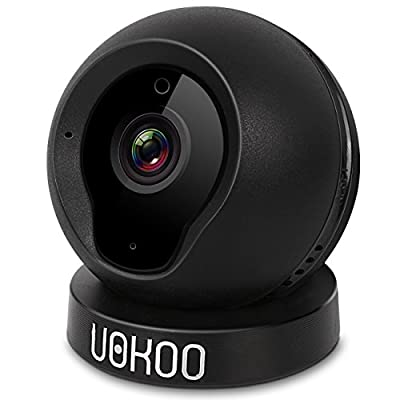 Wireless Security Camera, UOKOO 720P HD Home WiFi Wireless Security Surveillance Camera with Motion Detection Remote Monitoring, 2 Way Audio and Baby Monitor, Nanny Cam