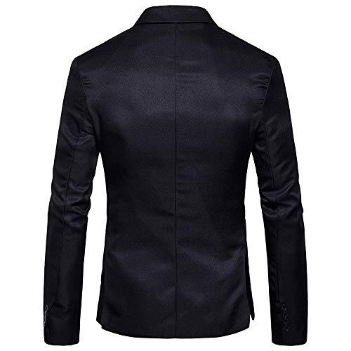 Top Costume Blazer Hiver Manches Roiper Petit Homme À Veste Noir Automne Longues Slim Côtelé Velours Casual Manteau ExwSqZw