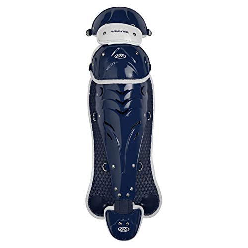 Rawlings Sporting Goods Softball Protective Velo Leg Guards, 17