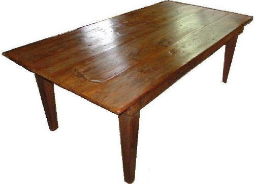 Merveilleux Build Your Own HARVEST TABLE 6, 7, 8 Or 10 Ft Long Classic RUSTIC