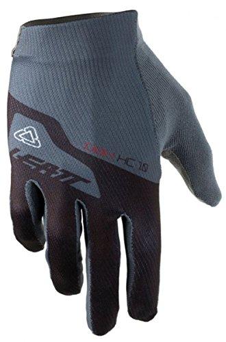 (Leatt DBX 1.0 XC Adult Bike Sports BMX Gloves - Granite/Medium)